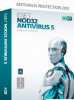 ESET Nod-32 AntiVirus 5.0 and AntiSpyware Full 1-User Download versija